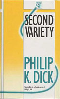 Philip K. Dick Human Is cover