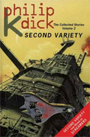Philip K. Dick A Surface Raid cover