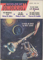 Philip K. Dick All We Marsmen cover