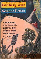 Philip K. Dick Cantata 140 cover