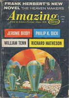 Philip K. Dick Small Town cover