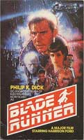 Philip K. Dick Blade Runner cover