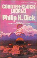 Philip K Dick counter-clock world cover