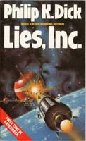 Philip K. Dick Lies Inc cover