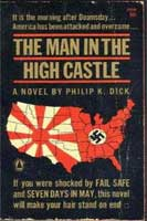 Philip K. Dick The Man In The High Castle cover