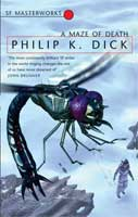 Philip K. Dick A Maze of Death cover