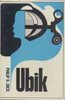 Philip K. Dick Ubik cover