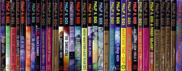 Philip K Dick Novels 87