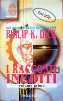 Philip K. Dick Collected Stories Vol. 1 cover
