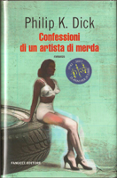 Philip K. Dick Confessions of A Crap Artist cover