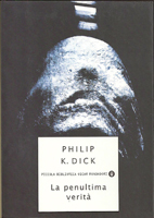 Philip K. Dick The Penultimate Truth cover