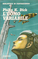 Philip K. Dick The Variable Man cover
