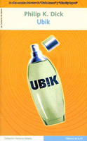 Philip K. Dick Ubik cover UBIK