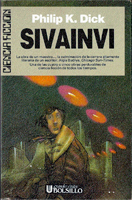 Philip K. Dick Valis cover SIVAINVI